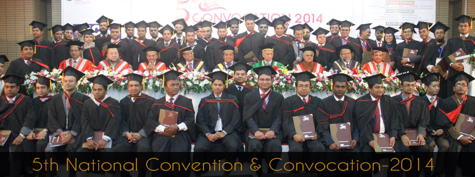 ICSB 5th National Convention & Convocation 2014