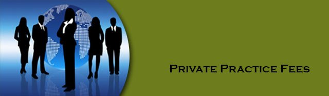 Private Practice Fees
