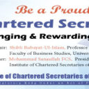 ICSB Organized Demonstration Programme to Promote Chartered Secretary Profession at University of Dhaka
