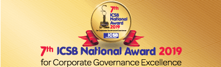 7th ICSB National Award for Corporate Governance Excellence, 2019 (Supplement)