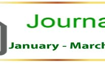 ICSB Journal (January-March 2021)