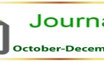ICSB Journal (October-December 2020)