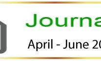 ICSB Journal (April – June 2021)