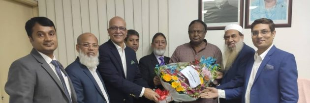 ICSB Council Meets with Commerce Minister